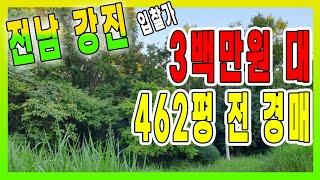 [부동산추천] 전남 강진 462평 토지가 4백 6십만 …