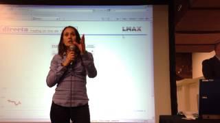 Alfina Greco présente le marché réglementé du Forex LMAX Exchange