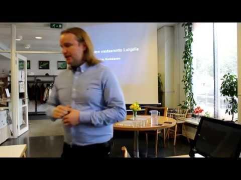 Pakolaisinfo Lohjalla, 3.9.2015
