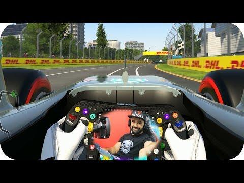 FICHO POR MERCEDES!! | F1 2016 #1