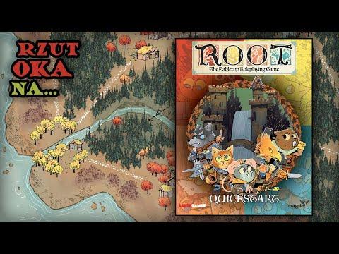 Rzut oka na... Root RPG |