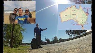 Hitchhiking the East Coast of Australia (Melbourne to Brisbane)
