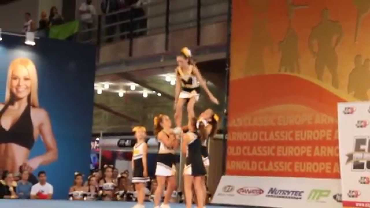 Cheer stunt group classic opinion