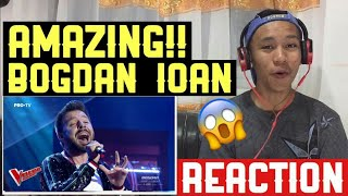 "Baixar Bogdan Ioan ""Can't Feel My Face"" | Semifinal | The Voice of Romania 2018 | REACTION"