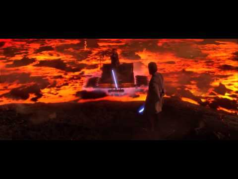 Obi Wan It S Over Anakin I Have The High Ground Youtube