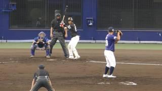 徳島インディゴソックス対ソフトバンクホークス3軍 アグリあなんスタジ...