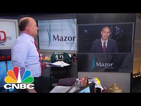 Mazor Robotics CEO: