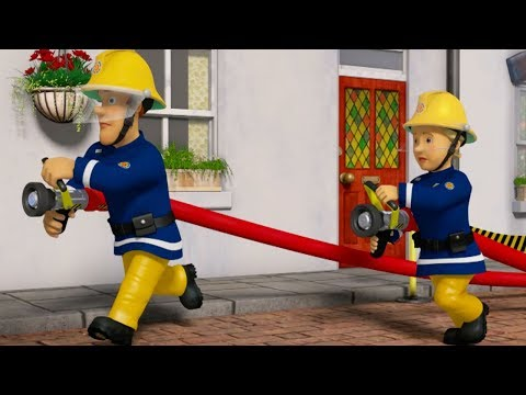 Fireman Sam New Episodes HD | In the middle of the Fire \ Rescues | Fighting Fire 🔥 🚒 | Kids Cartoon