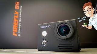 HAWKEYE FIREFLY 8S - Migliore Action Cam 4K Economica! Meglio di GoPro! - Recensione / Unboxing ITA