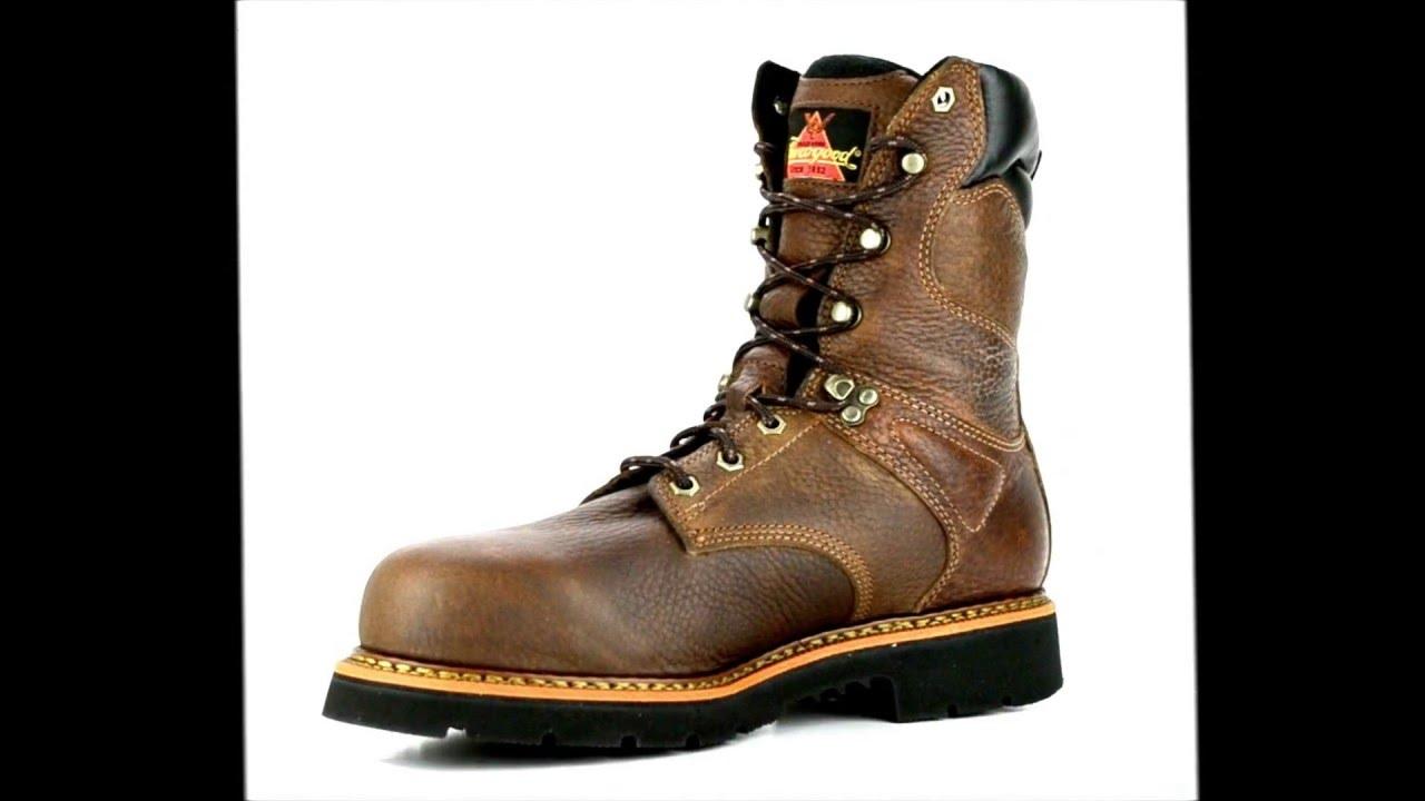 ac0985ea3b1 Men's Thorogood 8 Inch Steel Toe Waterproof & Insulated Boot 804-4718 @  Steel-Toe-Shoes.com