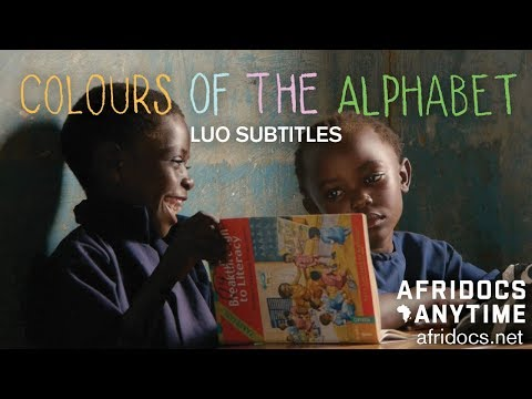 Colours of the Alphabet (Luo Subs)