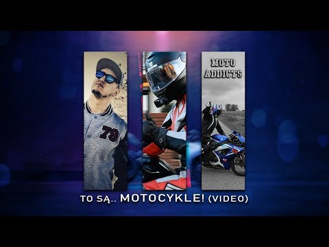🎶 LOKU x PACHOL - To są MOTOCYKLE prod FIFTY VINC  vid Moto Addicts