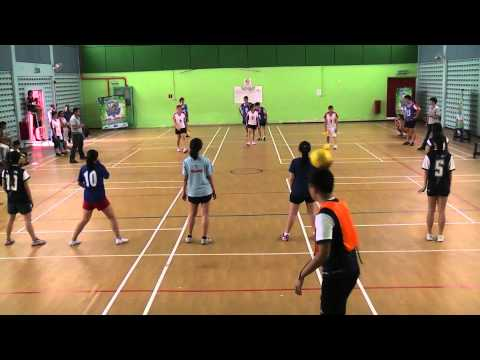 National Dodgeball League 2013: Match 1 - Taylor Storm vs INTI Reapers Game 6/12 (Female)