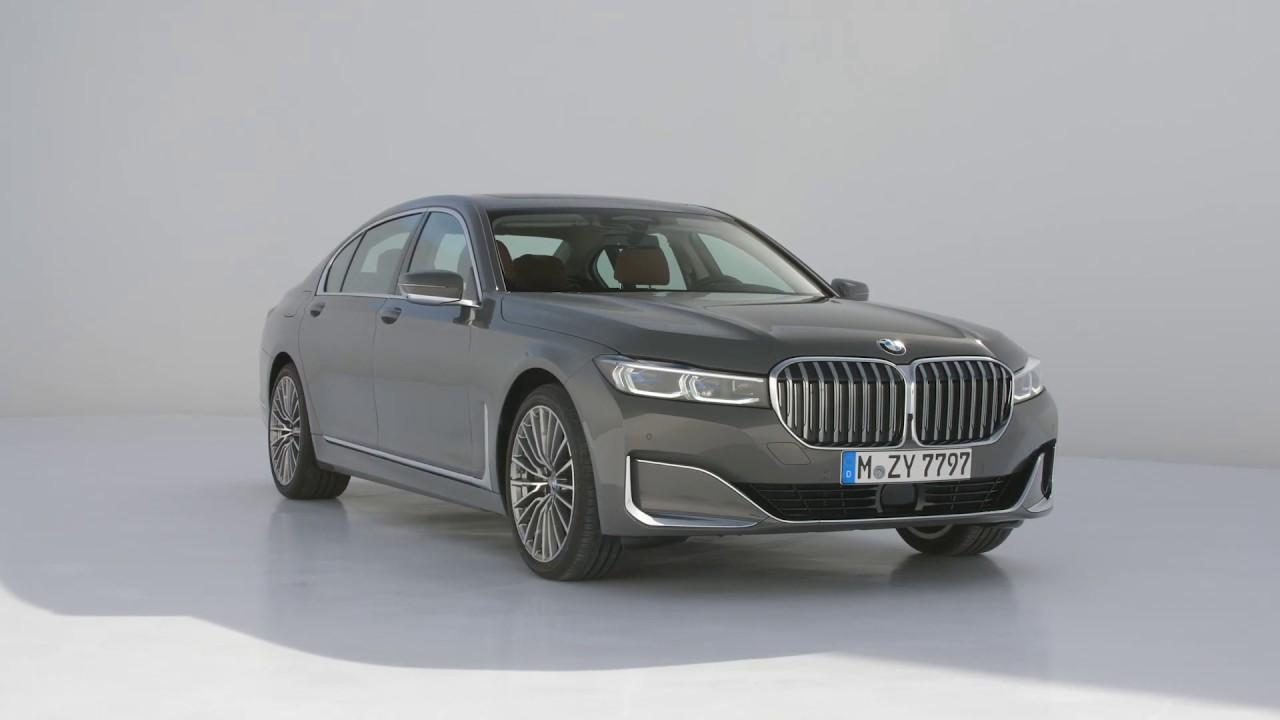 New 2020 BMW 7 Series