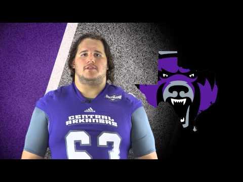 Meet The 2014 Central Arkansas Bears Football Team: Part Two