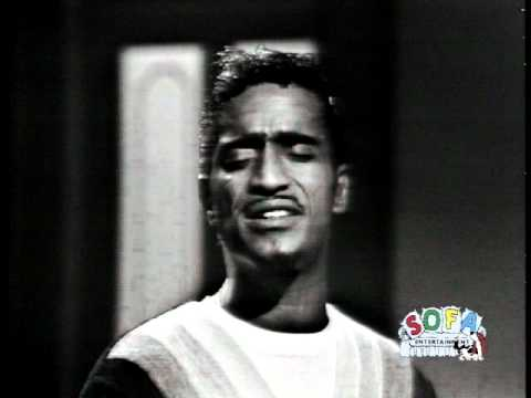 """Sammy Davis Jr. """"The Shelter of Your Arms"""" on The Ed Sullivan Show"""