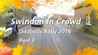 Oddballs Scooter Rally 2016