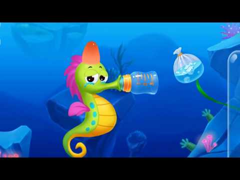 Ocean Doctor Rescue Marine Animals & Learn About Sea Animals -  Fun Doctor Kids Games