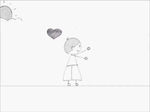 Download 440  Gambar Animasi Bergerak Love HD Terbaik