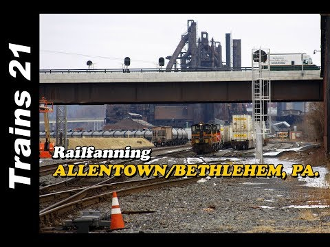 [Speedway to the Atlantic] Allentown & Bethlehem, PA