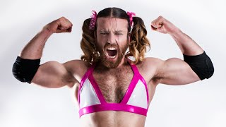 Mr Jonesu meets the super cute Ladybeard star of the viral video Ni...
