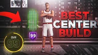 BEST CENTER BUILD ON NBA 2K20! PAINT BEAST BUILD! BEST DEMIGOD BUILD ON 2k20! *80 BADGES