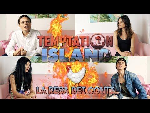 PARODIA TEMPTATION ISLAND : LA RESA DEI CONTI   MARYNA