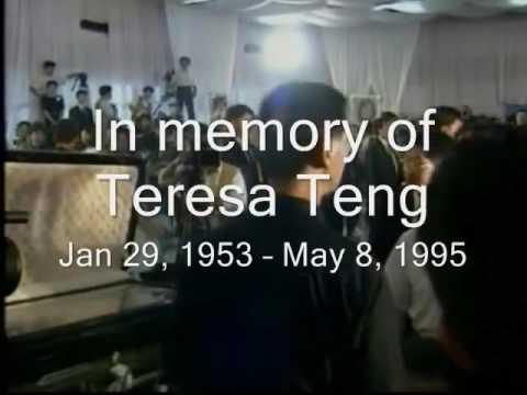 Wang bu liao - teresa teng