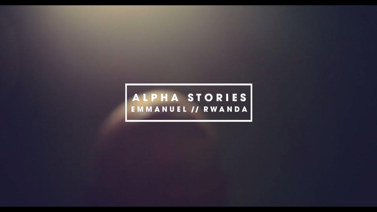 Emmanuel's Story // Rwanda