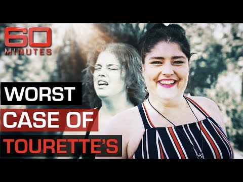 World's most severe Tourette's case doesn't want a cure | 60 Minutes Australia