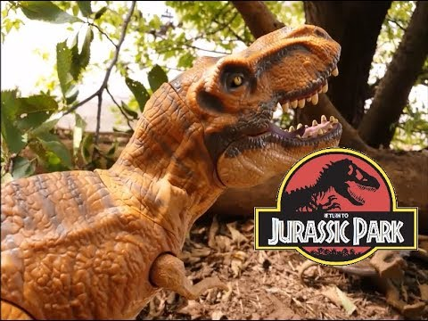 Return to Jurassic Park (Toy Movie REMAKE - 6,000+ Subscribers Special)