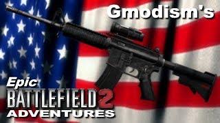 Battlefield 2: Multiplayer - M4A1 Carbine (USMC Spec-Ops class) - One Game One Gun