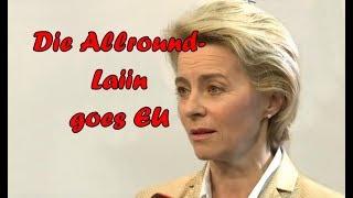 Die Allround-Laiin goes EU