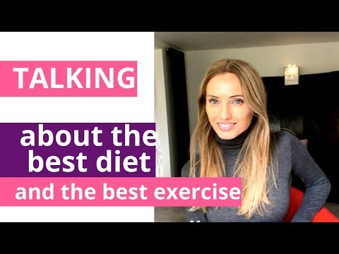 HOW TO LOSE WEIGHT AND HOW TO GET FIT – Talking about the best diet and the best exercise for you