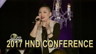 3 HMONG NEWS: Pagnia Xiong performed LIVE at the 2017 HND Conference (Fifth Song).