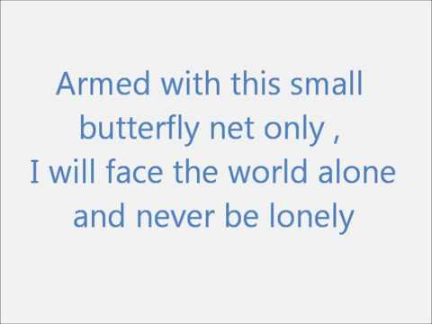 Butterfly Nets Lyrics  Bishop Allen