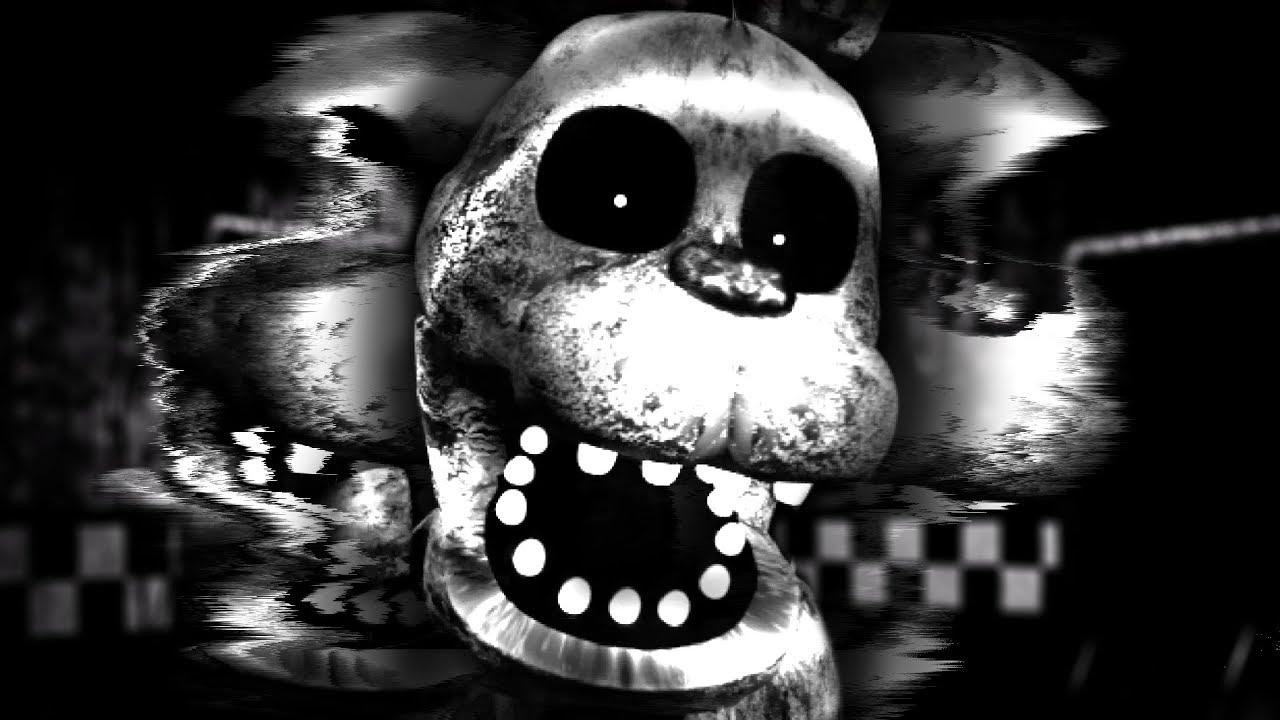 BYŁ ZARAZ ZA MNĄ /O.o\ | A Shadow Over Freddy's #3