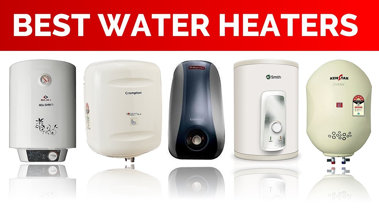Best Water Heaters In India With Price 15 Ltrs Top