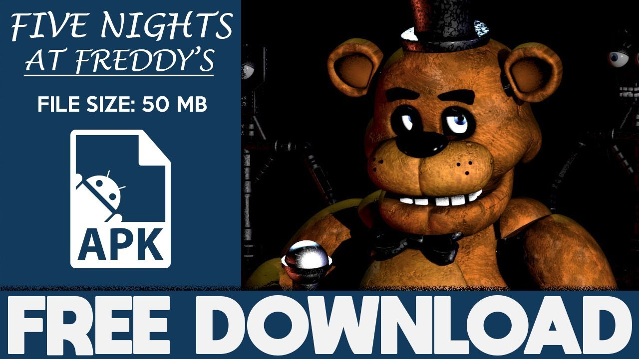 five nights at freddys apk free