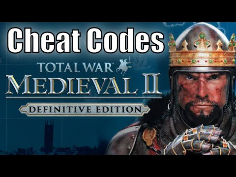Medieval 2 Cheats (Medieval 2: Total War Cheat Codes) |