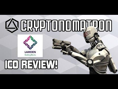 LAMDEN ICO Review! Enterprise Blockchain Platform for Businesses! TAU