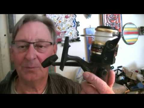 Daiwa Spinning Reel Repair