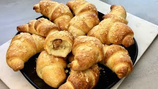 Thermomix® TM5 / TM6 - Giotto-Hörnchen  🥐 🥐  / Thermilicious