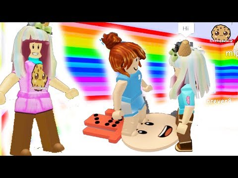 Following My Followers In Games ! Roblox Game Play Video