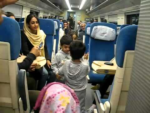 Pakistan Railway Inside Karakram Express Youtube