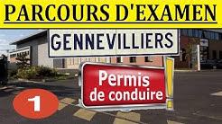 Examen permis de conduire Gennevilliers 92  #1
