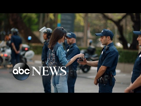 Thumbnail: Pepsi, Kendall Jenner protest ad called 'tone deaf'