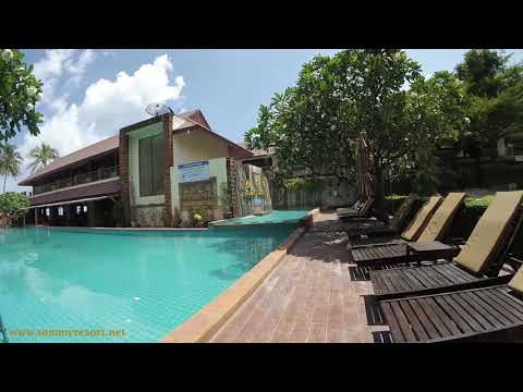 Tour inside Tommy Resort