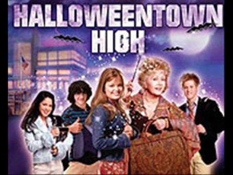 halloweentown high review youtube