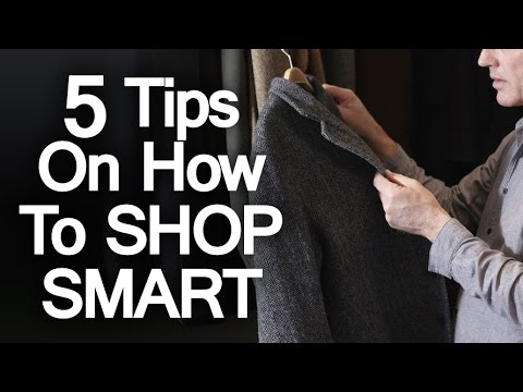 5 Tips To Build A Wardrobe On A Cheap Budget | Dress Sharp